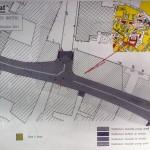 La fin des travaux de la rue du marteau est espérée pour début juin 2015