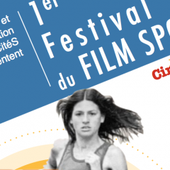 1er Festival du Film Sportif